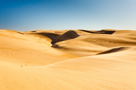 desierto: Dunas de arena