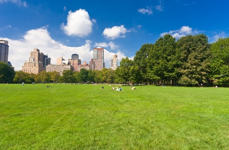 Central park in New York Stock Photo - 9196273