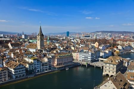 Zurich, Switzerland photo
