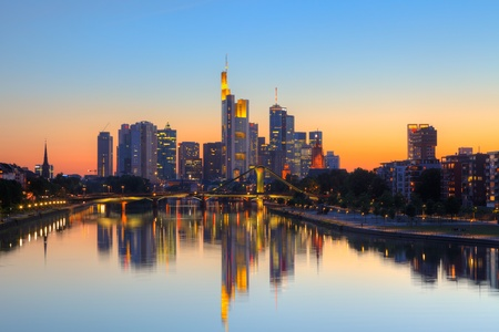 central european: Frankfurt am Main