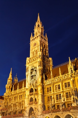 New Town Hall in Munich photo