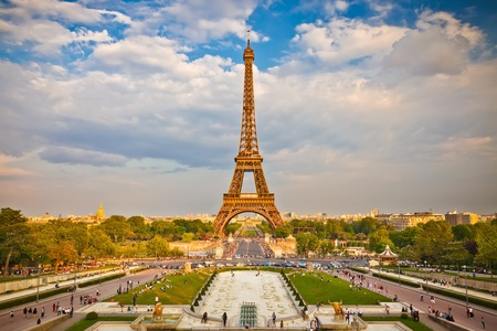 towers: Eiffel Tower