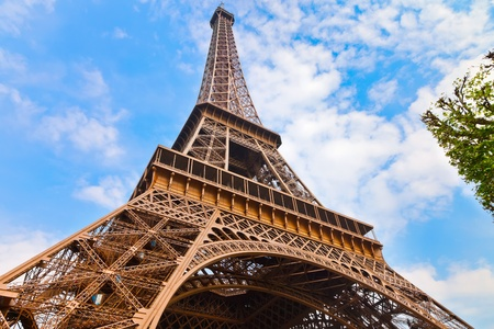 eiffel tower Stock Photo - 10129475