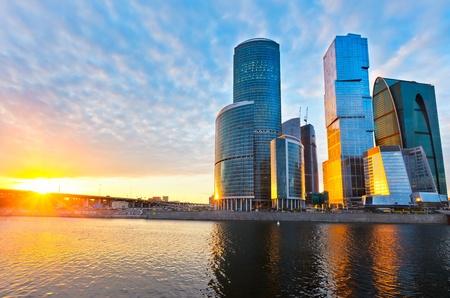 rascacielos: ciudad de Mosc�