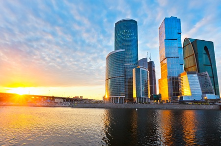 moscow city photo