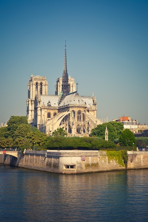 Notre Dame de Paris Stock Photo - 10243411