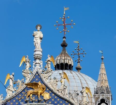 San Marko cathedral, Venice Stock Photo - 10312140
