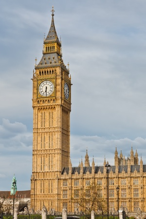 London landmarks Stock Photo - 10563235
