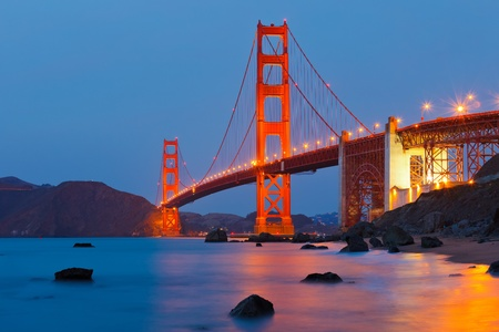 golden gate: Puente Golden Gate