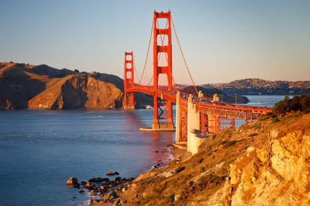 Golden Gate bridge Stock Photo - 10793511