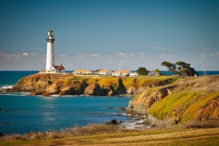 lighthouse: Pigeon Point Lighthouse