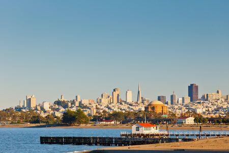 샌프란시스코: 샌프란시스코의 스카이 라인