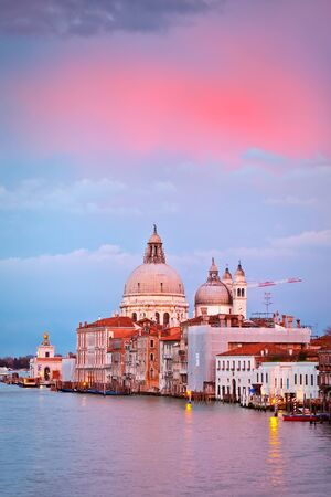 Basilica of Santa Maria della Salute Stock Photo - 10793435