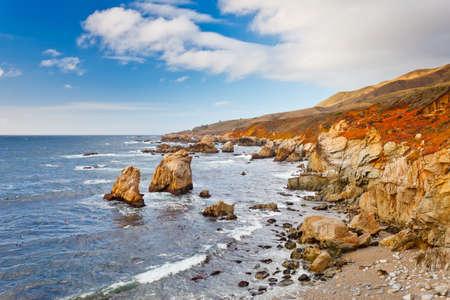 monterey: Big Sur Pacific Ocean coast