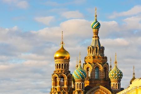 Church in St. Petersburg photo