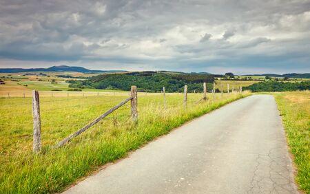 German countryside photo