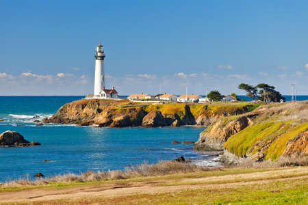 monterey: Pigeon Point Lighthouse