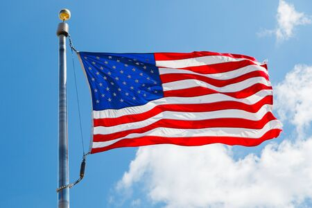 US Flag Stock Photo - 14461039
