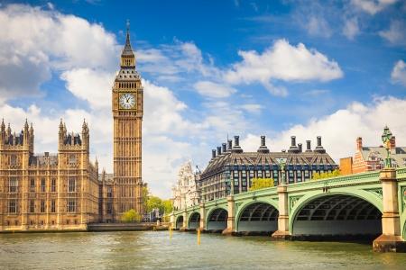 london big ben: Биг Бен и здание парламента