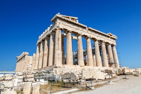 Parthenon auf der Akropolis, Athen