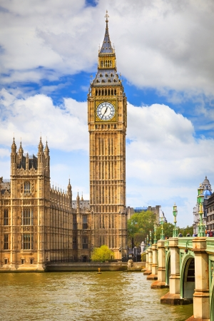 Big Ben in London photo
