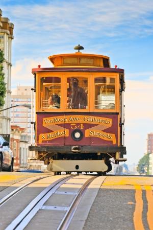 샌프란시스코: 샌프란시스코의 케이블카