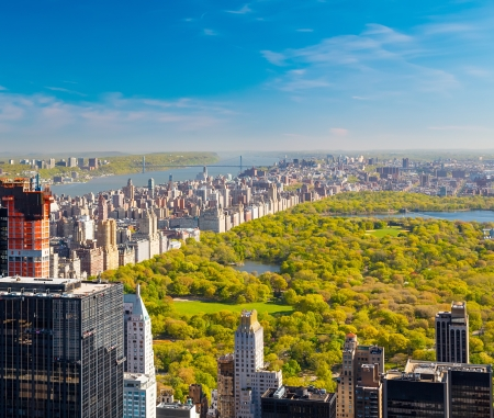 high park: Visualizza su central park