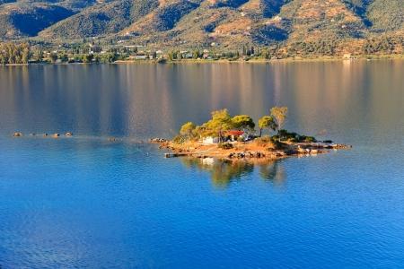 poros: Small island, Greece