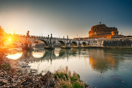 angelo: Castel Sant Angelo, Rome Editorial