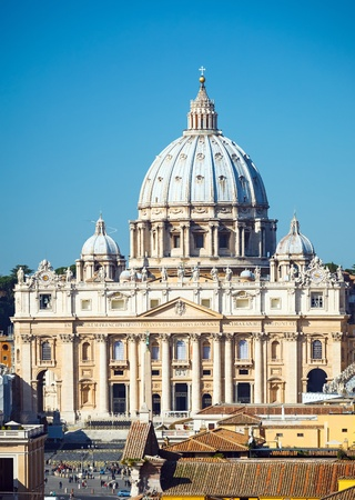 St  Peter s cathedral, Rome