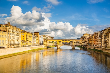 Arno à Florence, Italie