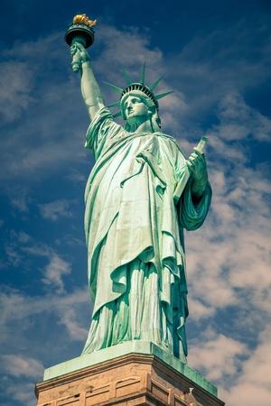 liberty island: Statue of Liberty, New York