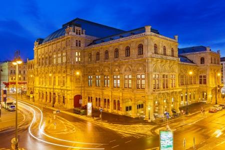 Vienna State Opera Hause