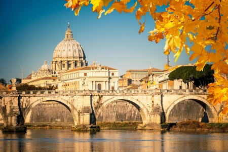 tiber: Ver en el T�ber y St Peter