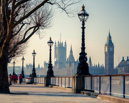 london big ben: Большой Бен и здания парламента в Лондоне, Великобритания