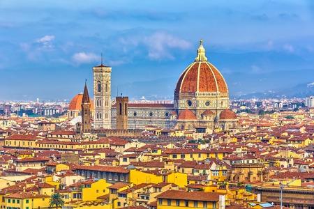 イタリア、フィレンツェのドゥオモ大聖堂