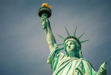 Statue de la Liberté, à New York