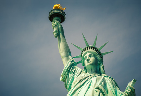 liberty statue: Statue of Liberty, New York