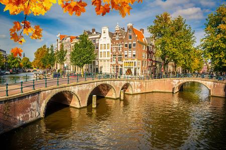 amsterdam: Amsterdam cityscape