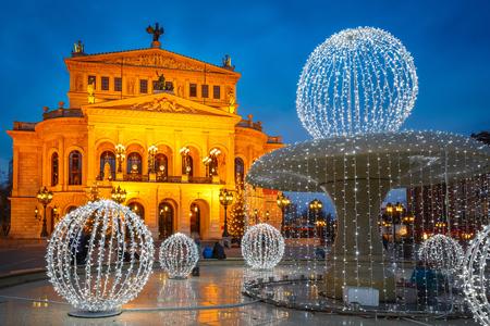 alte: Alte Oper in Frankfurt Editorial