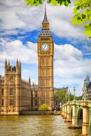 Big Ben à Londres Banque d'images - 37698232