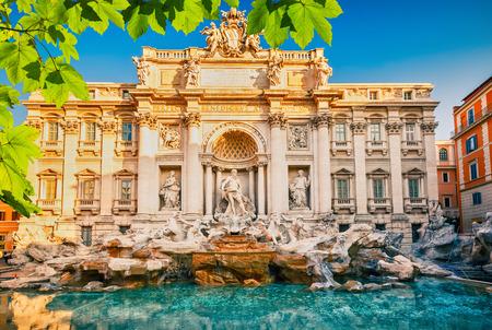 roma antigua: Fontana di Trevi
