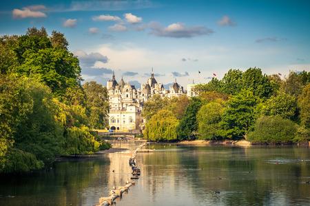 St James Park, Londen Stockfoto