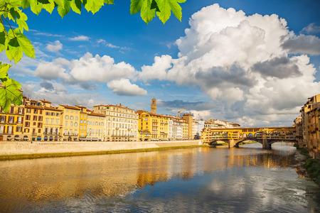 arno: Arno river in Florence