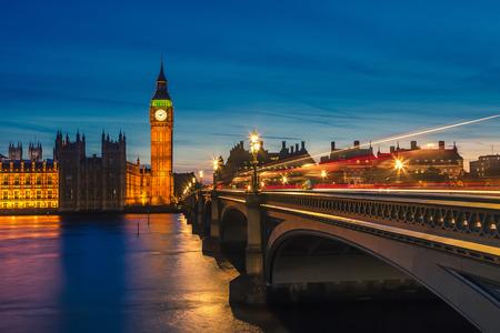Big Ben et Houses of Parliament, Londres Banque d'images - 39003893