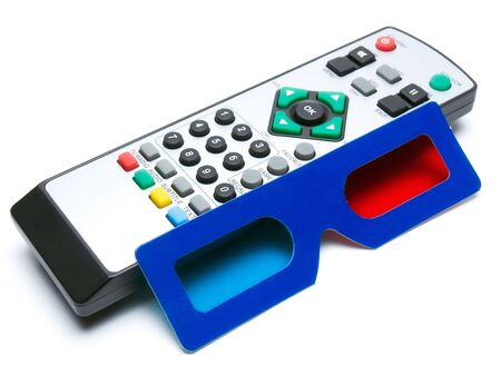 watching 3d: Main  accessories  for watching 3D multimedia or television.