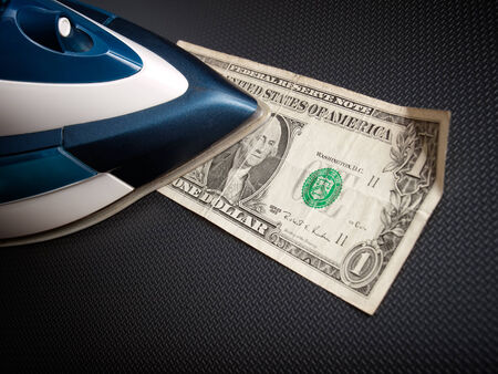 happens: Ironing of money as a concept of what happens after the Money Laundering
