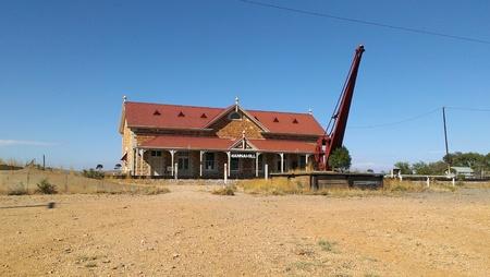 Mannahill ,South Australia