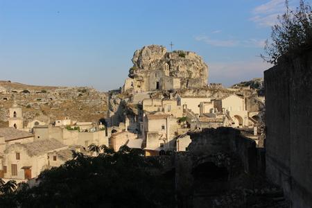 Santa Maria de Idris, Matera