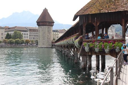 Kapelbrug, Luzern